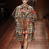 Burberry Runway Fall 2019