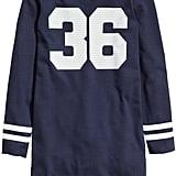 H&M Sweatshirt Dress ($25)