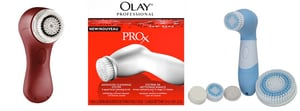 Face Cleansing Brush Reviews: Clarisonic, Olay Pro-X, Spa Sonic