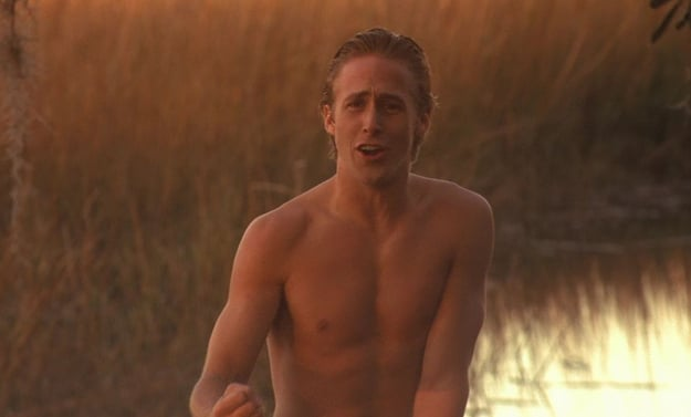 Ryan Gosling Pictures In The Notebook Popsugar Celebrity