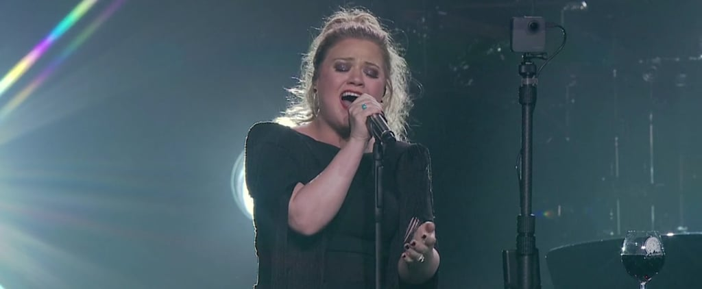 """Kelly Clarkson Cover of """"Dancing On My Own"""""""