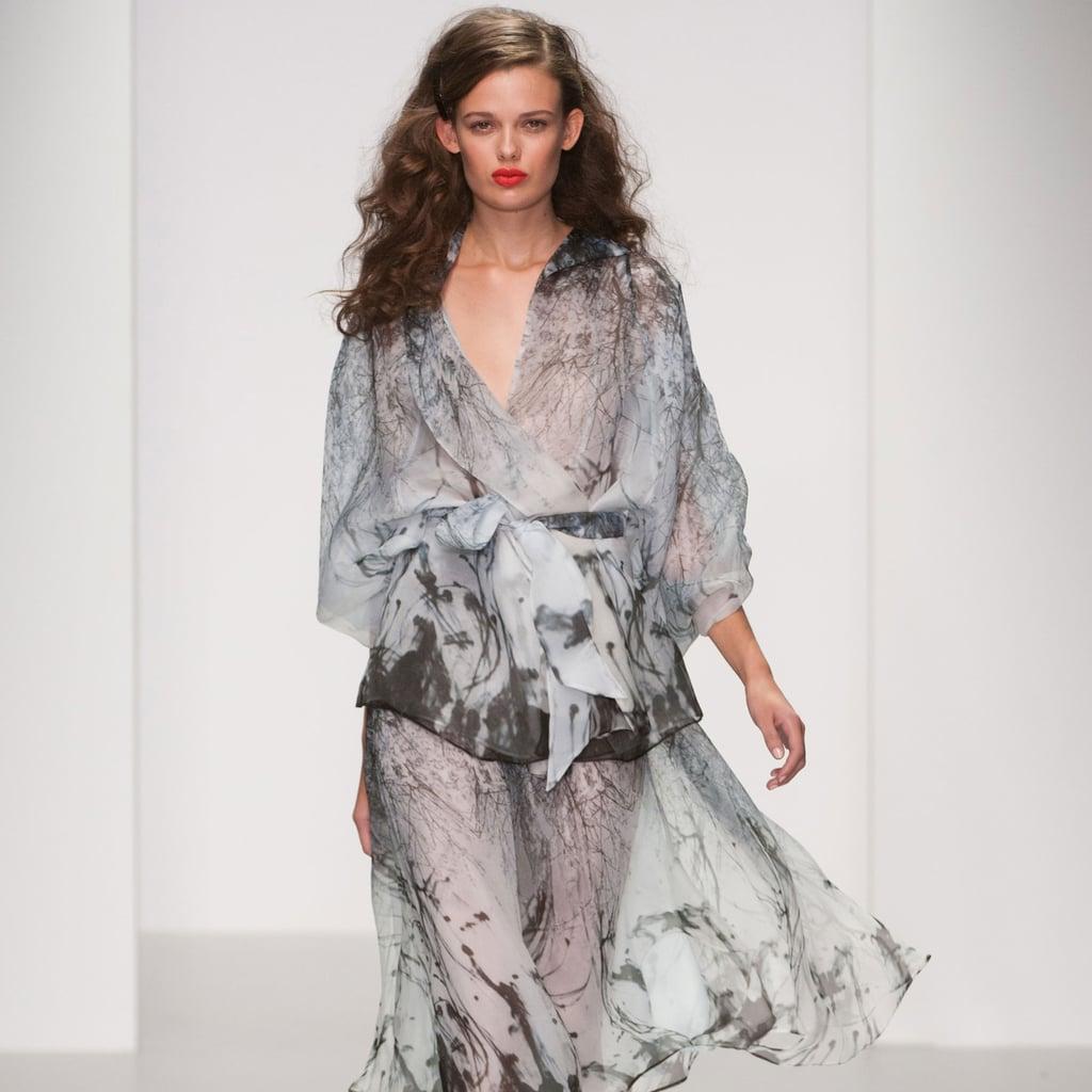 Maria Grachvogel Spring 2014 Show | London Fashion Week