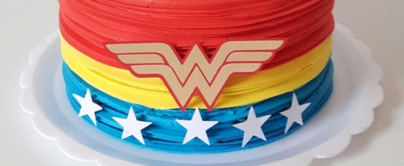 13 Wonder Woman Cakes to Inspire Your Daughter to Be the Strong Girl She Is