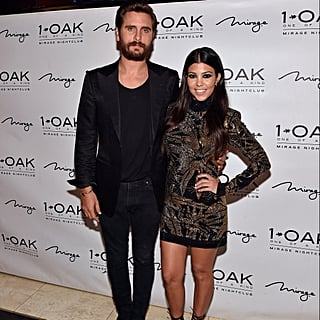 Kourtney Kardashian Coparenting Photo With Scott Disick