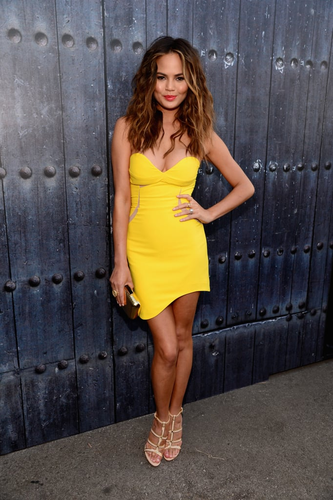 Over 50 Pictures of Chrissy Teigen Being a Total Knockout