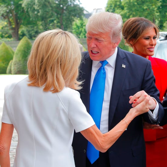 Donald Trump's Sexist Remark to France's First Lady
