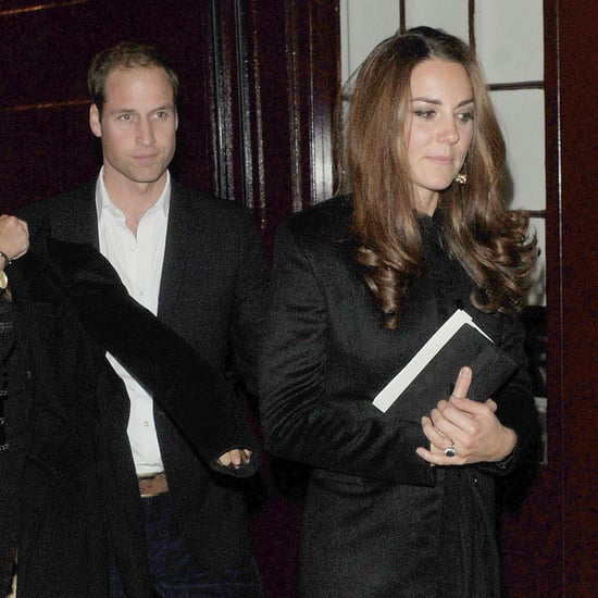 Pictures: Prince William And Kate Middleton Party In London
