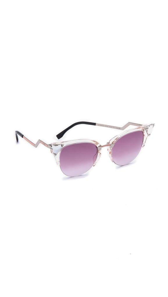 e4c8a76dfc480 Fendi Iridia Crystal Corner Sunglasses ( 505)