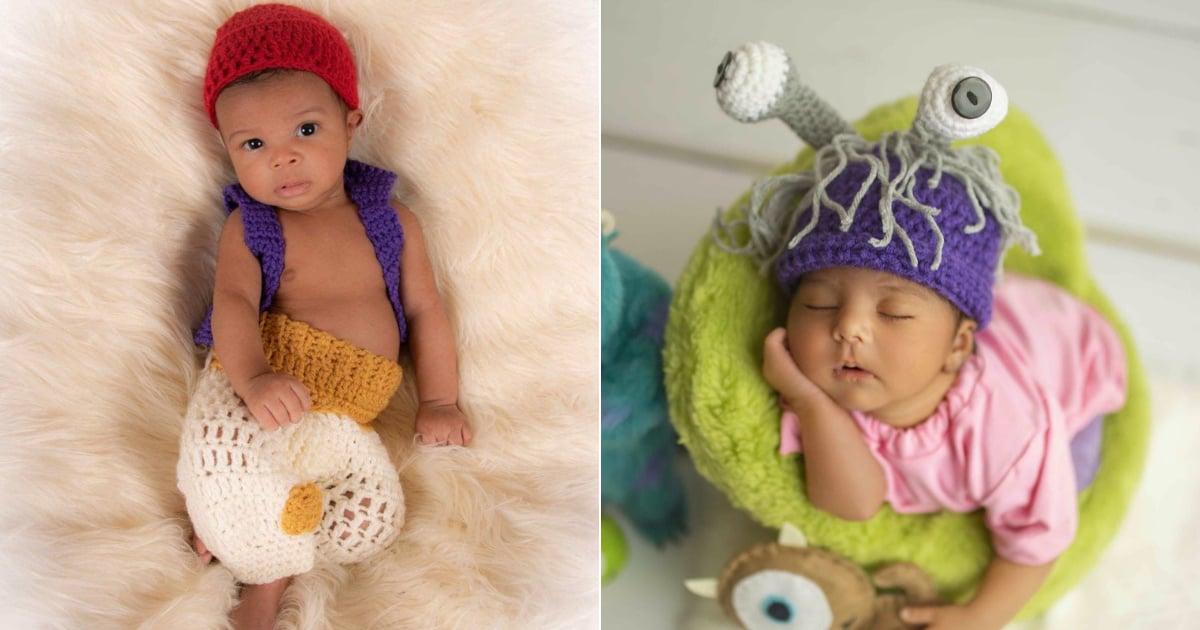 44 Crocheted Newborn Costumes For Their First Halloween.jpg