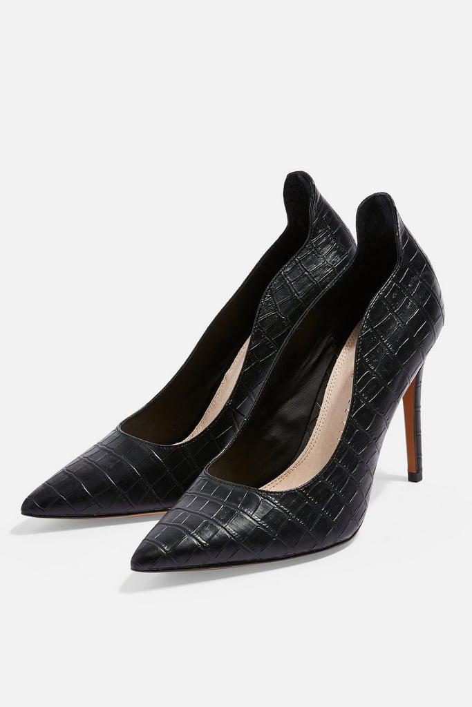 52de2280f3 Topshop Sammy Court Shoes | Best Wide Fit Shoes For Women 2019 ...