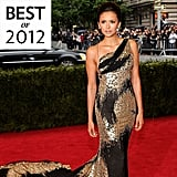Say hello to your breakout fashion star of the year, Nina Dobrev! How stunning was her gown at the Met Gala?