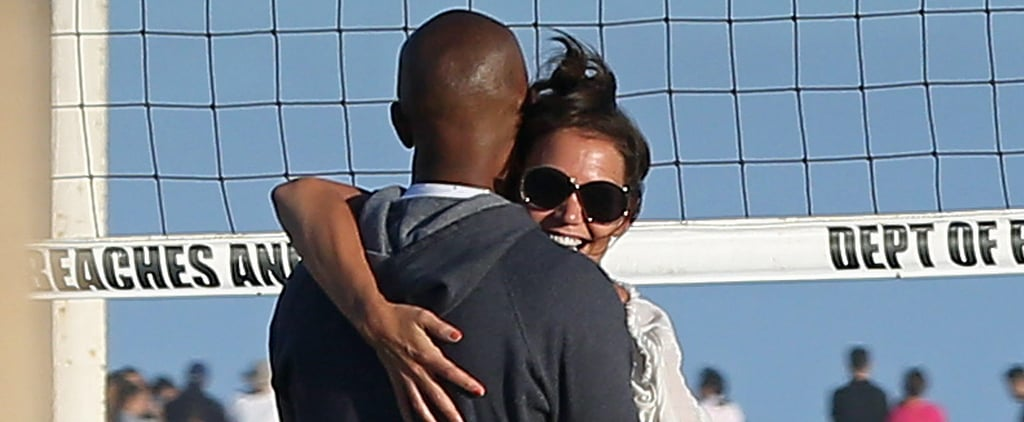 Katie Holmes and Jamie Foxx Pictures