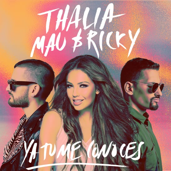 "Thalía Gets Youthful in ""Ya Tú Me Conoces"" With Mau y Ricky"