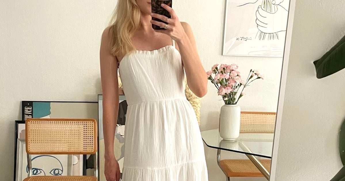 For the Days I Feel Like Being Comfy, I Wear This $35 Target Dress