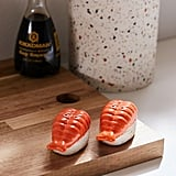 Sushi Shaped Salt and Pepper Shaker Set