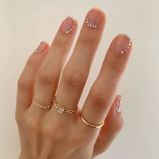 Chic Wedding Nail Art Ideas