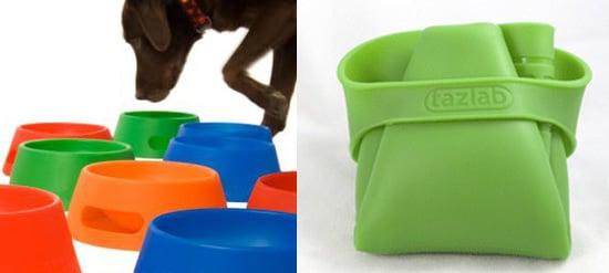 Silicone Dog Bowls