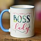 """""""Boss Lady"""" Mug"""