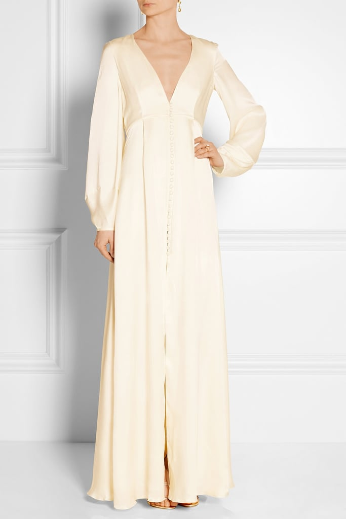 Temperley London Julianna silk-satin gown ($1,695)