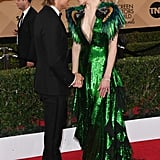 January: Nicole and Keith Urban Looked Loved Up at the SAG Awards