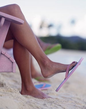 fd1c1a6f5f0276 Wearing flip-flops and walking barefoot may be one of your favorite things  about Summer weather