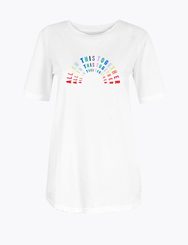 M&S Collection Women's NHS Charities Together T-Shirt