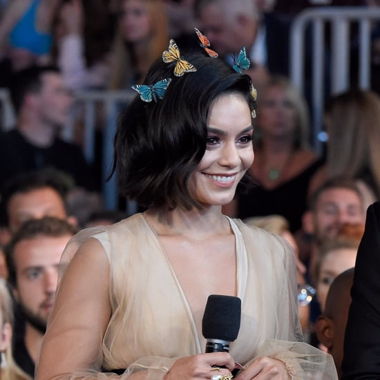 Vanessa Hudgens Butterfly Clips Billboard Music Awards