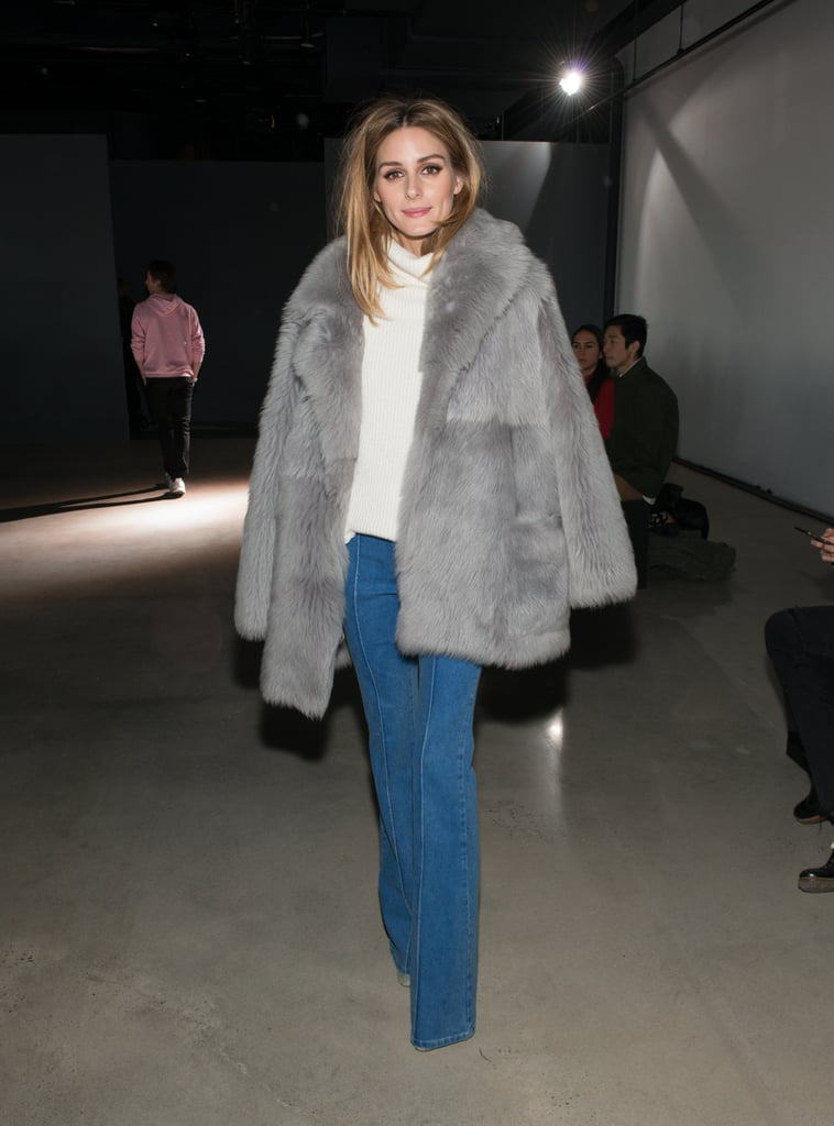 Olivia Palermo's Winter Style 2015