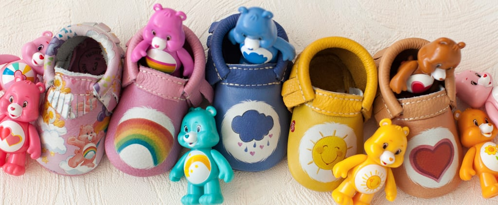Prepare to Get Nostalgic With This Freshly Picked and Care Bears Collab