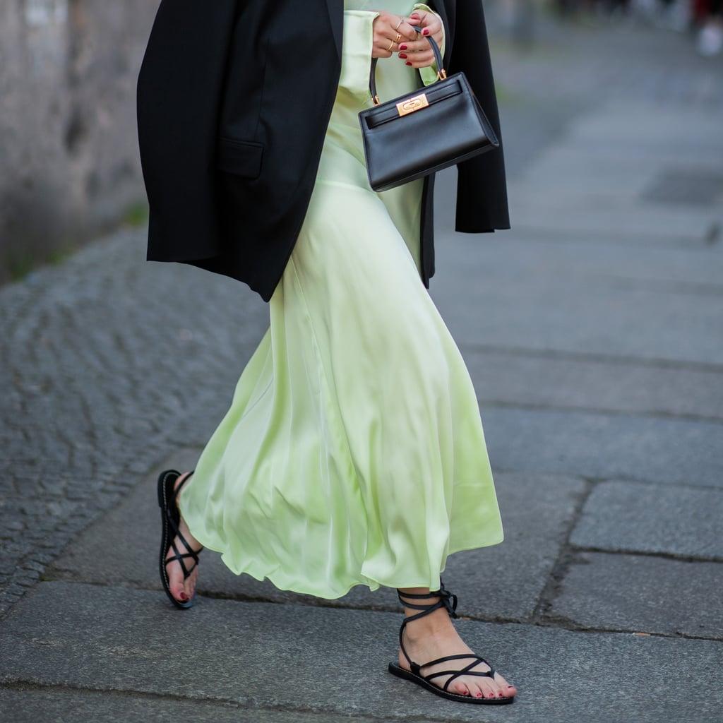 Loeffler Randall Womens Vera-ksrr Slide Sandal