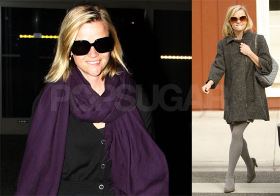 Photos of Reese Witherspoon at LAX
