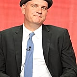 Mike O'Malley spoke on a panel for NBC.