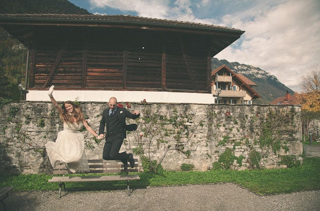 The Timing Photo by Studio 213 Films via Green Wedding Shoes
