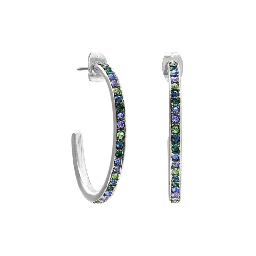 ADORE Jewelry Signature Organic Circle Classic Hoop Earring