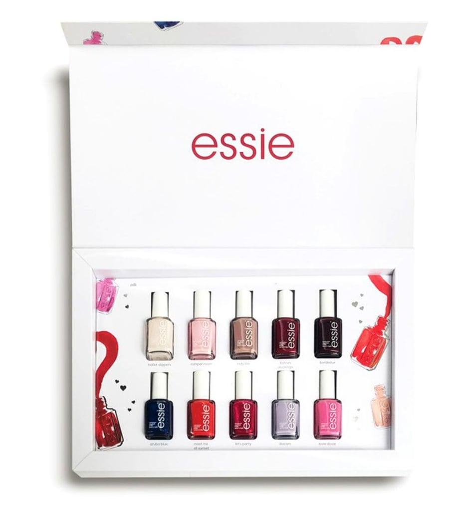 Essie Nail Polish Suitcase Gift Set