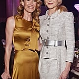 Laura Dern and Nicole Kidman