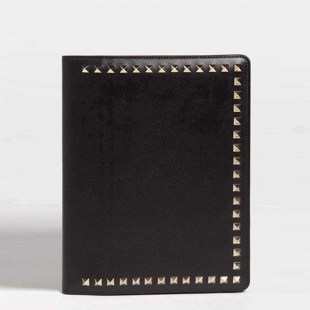 Valentino's studded case ($795) will outfit any iPad with a glam rock look.