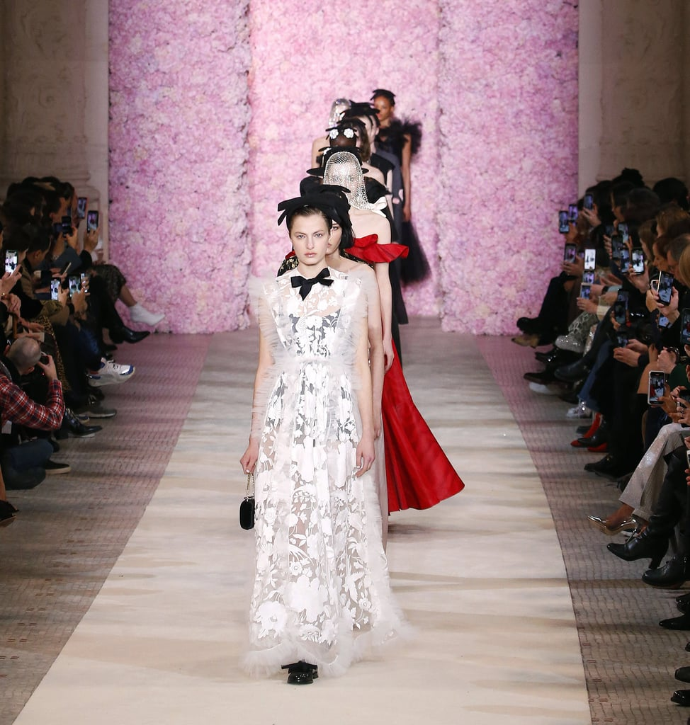Giambattista Valli's Fall/Winter 2020 Runway Show in Paris