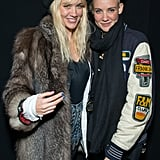 Miriam and Olivia Nervo of Nervo