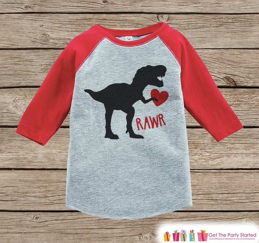 valentines day t shirts for kids popsugar moms - Valentine Day Shirts
