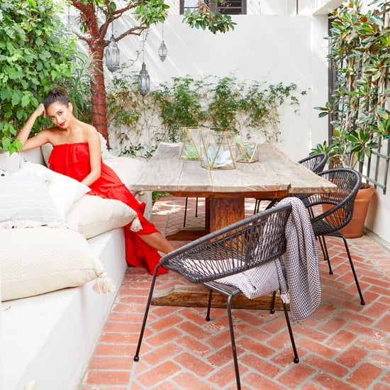 Pictures of Shay Mitchell's Yard
