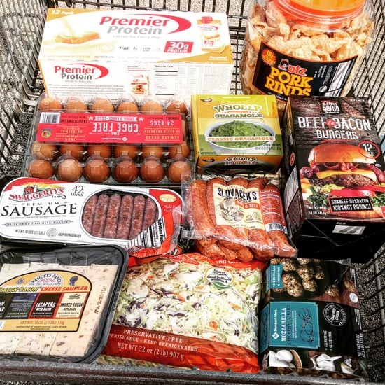 Keto Sam's Club Food List