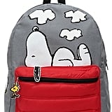 Peanuts Snoopy and Woodstock Backpack