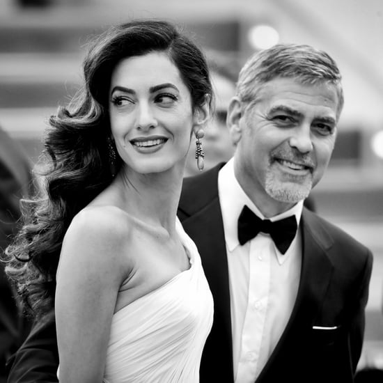 Amal and George Clooney's Love Story Is a Fairy Tale in Black and White