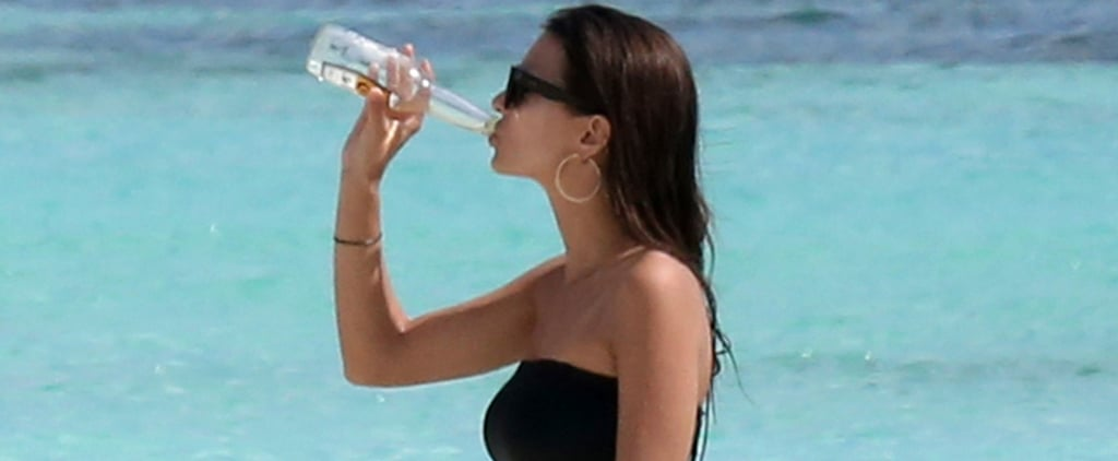 Emily Ratajkowski's Beach Pictures Will Have You Booking a Ticket to Tulum