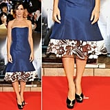 Twitter and Facebook both erupted when they saw how gorgeous Sandra Bullock looked at her recent premiere of Gravity. Can she get a retweet?