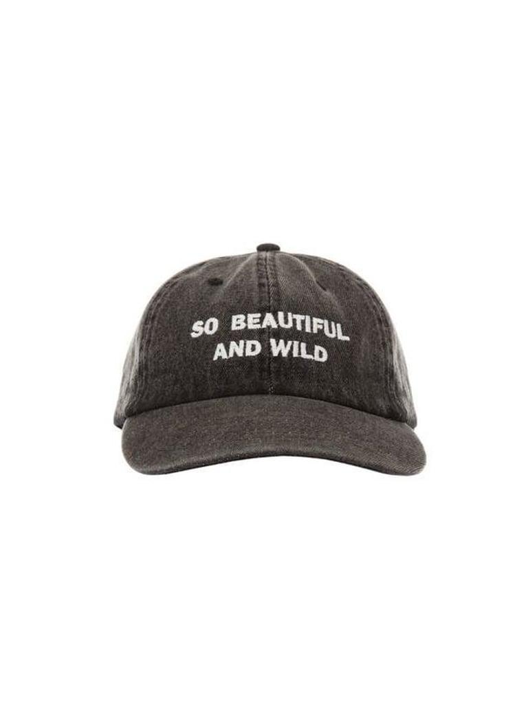 Blood & Honey Denim Gray Cap
