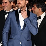 Ryan channeled a retro-chic heartthrob at a Cannes Film Festival event for Drive in 2011.