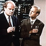 Frasier and Niles Crane From Frasier