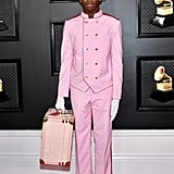 Tyler, the Creator at the 2020 Grammys